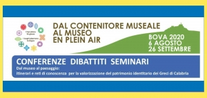 Dal contenitore museale a museo en plain air